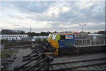 TQ5945 : Network Rail Trains by N Chadwick