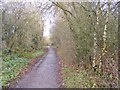 SO8793 : Railway Scene by Gordon Griffiths