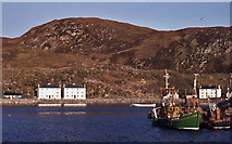 NM6797 : Mallaig Harbour by Ian Taylor