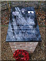 TL9581 : The Polish memorial at Knettishall Heath by Adrian S Pye