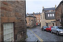 NT2574 : Albany Lane, Edinburgh New Town by Jim Barton