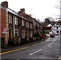 SO3014 : Lower Monk Street towards Holywell Road, Abergavenny by Jaggery
