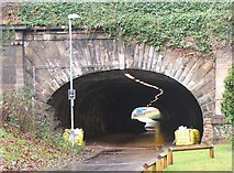 NT2574 : Rodney Street tunnel, Edinburgh by Jim Barton