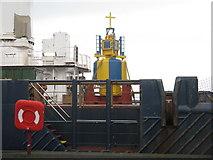 NT2677 : Northern Lighthouse Board Buoy NLS-28 by M J Richardson