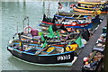 TQ3402 : Fishing boats, Brighton Marina : Week 2