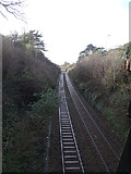 SX9062 : Trainline to Paignton by Matthew Chadwick