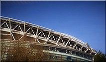TQ1985 : Wembley Stadium by N Chadwick