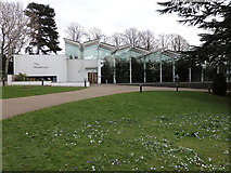 SP3265 : The Glasshouse, Jephson Gardens, Leamington by Rudi Winter