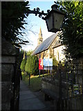 ST0083 : Church of Ss Julius and Aaron, Llanharan by Gareth James