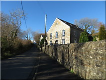 SS9983 : The former Bethlemhem chapel, Llanharan by Gareth James