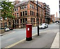SJ8497 : VR postbox (M1 3D) by Gerald England