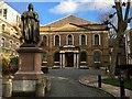 TQ3282 : Wesley's Chapel, City Road : Week 1
