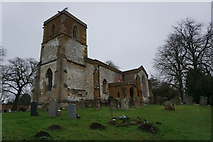 TF3093 : St Andrews Church, Utterby by Ian S
