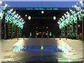NS6163 : Celtic Park Christmas lights : Week 1