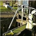 SK4833 : Long Eaton Lock, Erewash Canal by Alan Murray-Rust