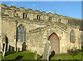 SK4731 : Church of All Saints, Sawley by Alan Murray-Rust