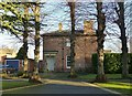 SK4731 : The old rectory, Sawley by Alan Murray-Rust