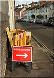 SX9164 : Sign on Forest Road, Torquay by Derek Harper