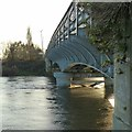 SK4731 : Harrington Bridge, main bridge by Alan Murray-Rust