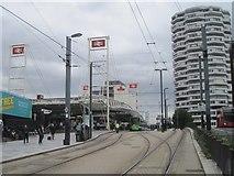 TQ3265 : East Croydon railway station, Greater London by Nigel Thompson