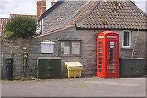 ST4636 : Walton, Somerset by Richard Webb