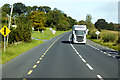 H4902 : Scania HGV on the N3 North of Knock by David Dixon