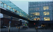 SK5804 : John Lewis in Leicester by Mat Fascione
