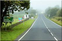 H3023 : Belturbet Road (A509) by David Dixon