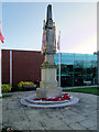 SD8010 : The Fusiliers' Memorial, Gallipoli Gardens by David Dixon