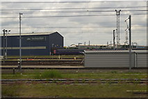 TQ2182 : GWR, Old Oak Common Depot by N Chadwick