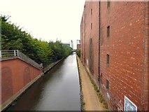 SJ8196 : Bridgewater Canal by Gerald England