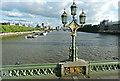TQ3079 : Ornate lamppost, Westminster Bridge by Thomas Nugent
