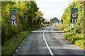 G8960 : The N3 nearing Ballyshannon by David Dixon