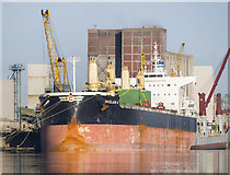 J3576 : The 'Nikolaos A' at Belfast by Rossographer