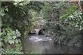 TQ2767 : Bridge over the River Wandle by N Chadwick