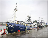 J5082 : The 'Rachel Jay' at Bangor by Rossographer