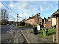 TQ7950 : Village Sign, Chart Sutton by PAUL FARMER