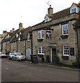 SP2512 : The Angel, Burford by Jaggery