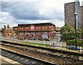 SJ8497 : The view from platform 14 by Gerald England