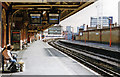 TQ3180 : Waterloo East, eastwards towards  London Bridge on Local lines, 1997 by Ben Brooksbank