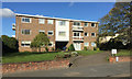 SP2055 : Verona, Warwick Court flats, Warwick Road, Stratford-upon-Avon by Robin Stott