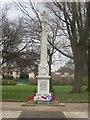 NZ3075 : Seaton Delaval war memorial by Graham Robson