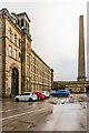 SE1438 : Salts Mill by Ian Capper