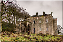 SJ9359 : Cliffe Park Hall, Rudyard by Brian Deegan