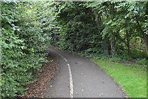 TQ2766 : National Cycle Network Route 20 by N Chadwick