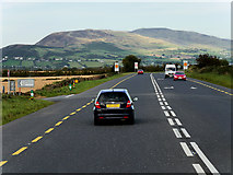 C3320 : Northbound N13, Castlecooley by David Dixon