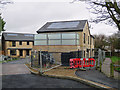 TL4856 : Cherry Hinton: new houses nearing completion by John Sutton