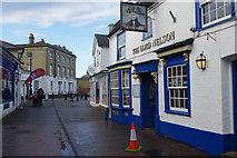 SU4208 : The Lord Nelson, Hythe by Stephen McKay