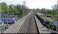 TQ0174 : Wraysbury station, 2007 by Ben Brooksbank