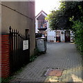 ST1577 : Llandaff Surgery, Cardiff by Jaggery